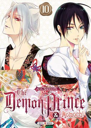 Téléchargez le livre :  The Demon Prince and Momochi T10
