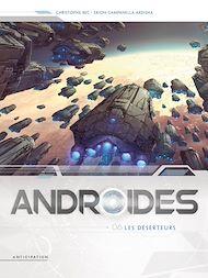 Téléchargez le livre :  Androïdes T06