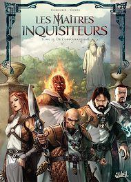 Téléchargez le livre :  Les Maîtres inquisiteurs T12