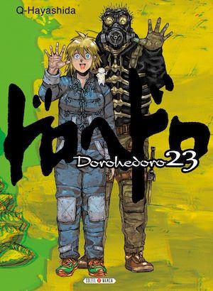 Téléchargez le livre :  Dorohedoro T23