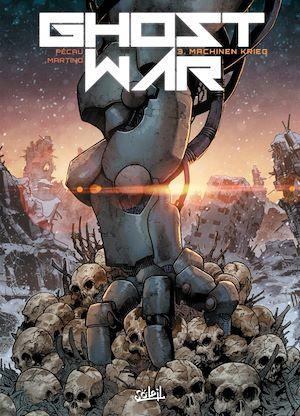 Téléchargez le livre :  Ghost war T03