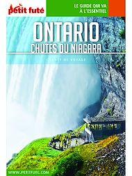 Téléchargez le livre :  ONTARIO - CHUTES DU NIAGARA 2019 Carnet Petit Futé