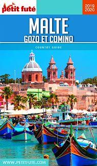Téléchargez le livre :  MALTE 2019/2020 Petit Futé