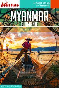 Téléchargez le livre :  MYANMAR - BIRMANIE 2019 Carnet Petit Futé