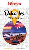 Télécharger le livre :  DOLOMITES ET ALPES ITALIENNES 2021/2022 Petit Futé
