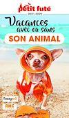Télécharger le livre :  VACANCES AVEC OU SANS SON ANIMAL 2021 Petit Futé