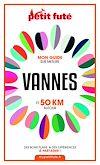 Télécharger le livre :  VANNES ET 50 KM AUTOUR 2021 Carnet Petit Futé