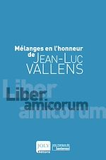 Download this eBook Mélanges en l'honneur de Jean-Luc Vallens