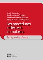 Download this eBook Les procédures collectives complexes
