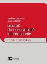 Download this eBook Le droit de l'insolvabilité internationale
