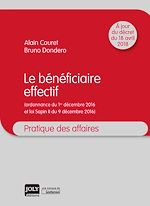 Download this eBook Le bénéficiaire effectif