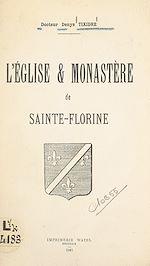 Download this eBook L'église & monastère de Sainte-Florine
