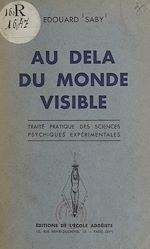 Download this eBook Au-delà du monde visible
