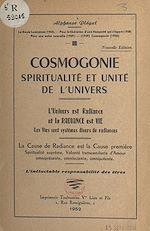 Download this eBook Cosmogonie, spiritualité et unité de l'univers
