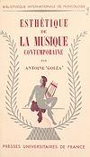 Télécharger le livre :  Esthétique de la musique contemporaine