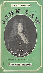 Download this eBook John Law, père de l'inflation