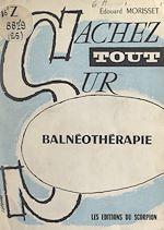 Download this eBook Balnéothérapie