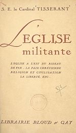 Download this eBook L'Église militante