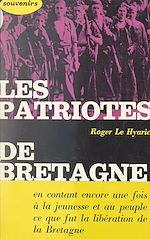Download this eBook Les patriotes de Bretagne