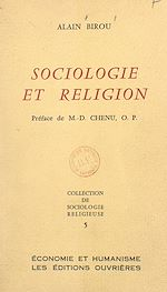 Download this eBook Sociologie et religion