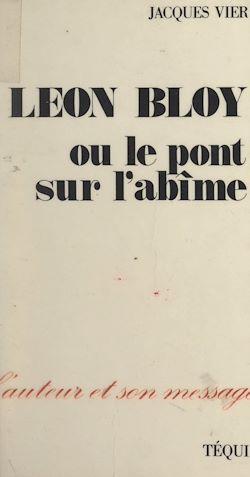 Download the eBook: Léon Bloy, ou le pont sur l'abîme