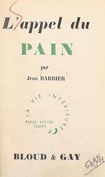 Download this eBook L'appel du pain