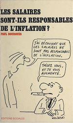 Download this eBook Les salaires sont-ils responsables de l'inflation ?