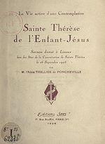 Téléchargez le livre :  La vie active d'une contemplative : Sainte Thérèse de l'Enfant-Jésus