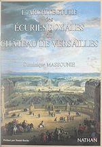 Download this eBook L'architecture des écuries royales du château de Versailles
