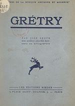 Download this eBook Grétry
