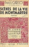 Télécharger le livre :  Scènes de la vie de Montmartre