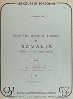 Download this eBook Étude sur l'œuvre et la pensée de Novalis (Heinrich von Ofterdingen) (1)