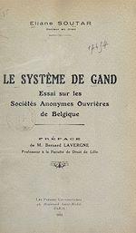 Download this eBook Le système de Gand