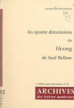 Download this eBook Les quatre dimensions du Herzog, de Saul Bellow