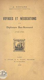 Download this eBook Voyages et négociations d'un diplomate bas-normand (1706-1715)