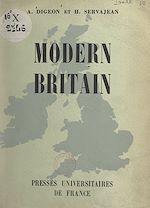 Download this eBook Modern Britain