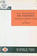 Download this eBook La balance des paiements