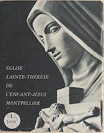 Download this eBook L'église Sainte-Thérèse de l'Enfant-Jésus, Montpellier