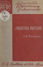Download this eBook L'industrie papetière