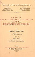 Download this eBook La place de la convention collective dans la hiérarchie des normes