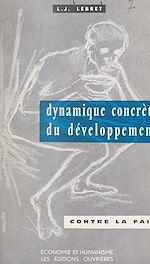 Download this eBook Dynamique concrète du développement
