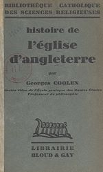 Download this eBook Histoire de l'Église d'Angleterre