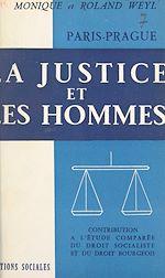 Download this eBook Paris-Prague, la justice et les hommes