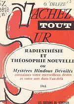 Download this eBook Radiesthésie et théosophie nouvelle