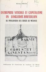 Download this eBook Entreprise viticole et capitalisme en Languedoc Roussillon