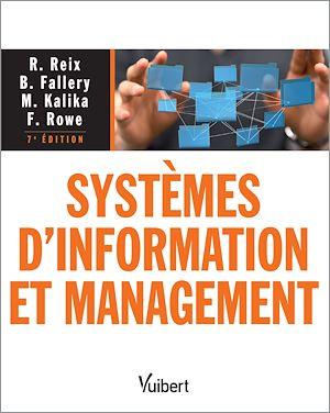 Téléchargez le livre :  Systèmes d'information et management