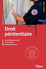 Téléchargez le livre :  Droit pénitentiaire