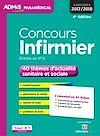 Télécharger le livre :  Concours Infirmier - 40 thèmes d'actualité sanitaire et sociale - L'essentiel en 40 fiches
