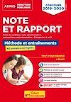 Télécharger le livre :  Note et Rapport - Méthode et entraînement - 40 sujets corrigés