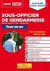 Télécharger le livre :  Concours Sous-officier de gendarmerie - Catégorie B - Tout-en-un
